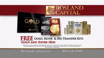 Rosland Capital Gold and Silver IRAs TV Spot, 'Wet Scorecards' - Thumbnail 9