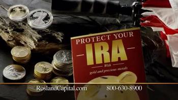 Rosland Capital Gold and Silver IRAs TV Spot, 'Wet Scorecards' - Thumbnail 5