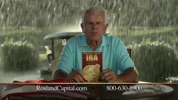 Rosland Capital Gold and Silver IRAs TV Spot, 'Wet Scorecards' - Thumbnail 6