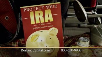 Rosland Capital Gold and Silver IRAs TV Spot, 'Wet Scorecards' - Thumbnail 7