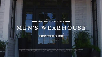 Men's Wearhouse Fall Four-Day Sale TV Spot, 'BOGO and Clearance' - Thumbnail 5