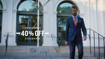 Men's Wearhouse Fall Four-Day Sale TV Spot, 'BOGO and Clearance' - Thumbnail 4