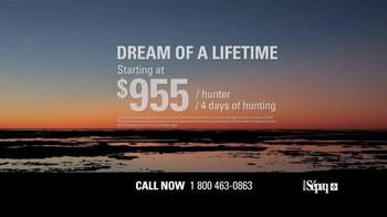 Sepaq Anticosti TV Spot, 'Deer Hunting Trip' - Thumbnail 8