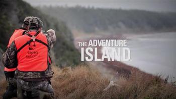 Sepaq Anticosti TV Spot, 'Deer Hunting Trip' - Thumbnail 3