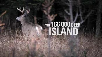 Sepaq Anticosti TV Spot, 'Deer Hunting Trip' - Thumbnail 4