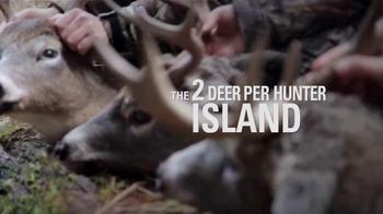 Sepaq Anticosti TV Spot, 'Deer Hunting Trip' - Thumbnail 5