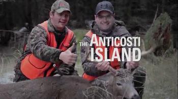 Sepaq Anticosti TV Spot, 'Deer Hunting Trip'