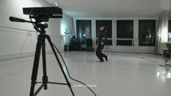 Microsoft TV Spot, 'No Bounds: Art and Technology Join to Redefine Dance' - Thumbnail 4
