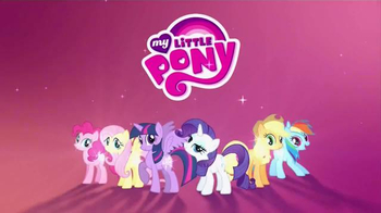 My Little Pony Cutie Mark Magic Rarity Booktique Playset TV Spot, 'Library' - Thumbnail 1