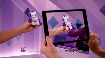 My Little Pony Cutie Mark Magic Rarity Booktique Playset TV Spot, 'Library' - Thumbnail 9