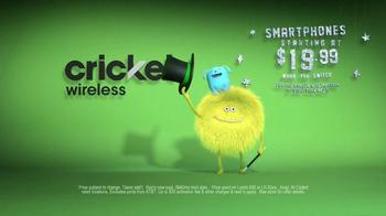 Cricket Wireless TV Spot, 'Magic Show for Magic Phones' - Thumbnail 6