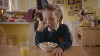 Quaker Oats TV Spot, 'Off You Go' Song by Dylan Charbeneau