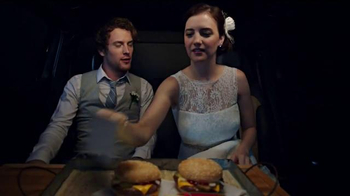 McDonald's Quarter Pounder TV Spot, 'Wedding Night' Song by Telekinesis - Thumbnail 5