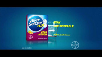 Alka-Seltzer Plus TV Spot, 'The Cold Truth: Dog Walker' - Thumbnail 5