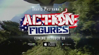 Travis Pastrana's Action Figures Digital HD TV Spot - 56 commercial airings