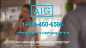 AIG Home Protection TV Spot, 'Air Conditioner' - Thumbnail 6
