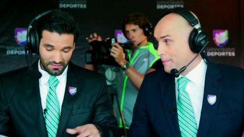 Redd's Green Apple Ale TV Spot 'Univision Deportes Network' [Spanish]