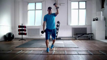 PUMA IGNITE XT TV Spot, 'Sergio Agüero Trains Faster, Stronger, Fiercer'