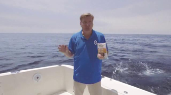 Oberto Beef Jerky TV Spot, 'Great White Shark'