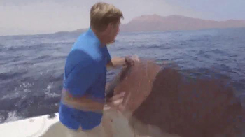 Oberto Beef Jerky TV Spot, 'Great White Shark' - Thumbnail 3