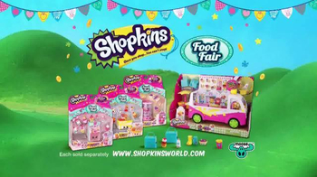 Shopkins Food Fair TV Spot, 'Cook Up Some Fun' - Thumbnail 8