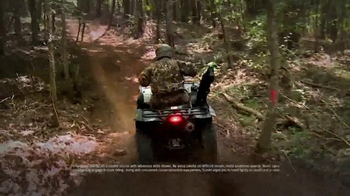 Suzuki Nothing's Built Like a KingQuad Sales Event TV Spot, 'Rugged' - Thumbnail 3