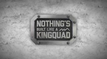 Suzuki Nothing's Built Like a KingQuad Sales Event TV Spot, 'Rugged' - Thumbnail 5