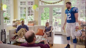 TD Ameritrade TV Spot, 'Andrew Luck Crashes a Retirement Party' - Thumbnail 2