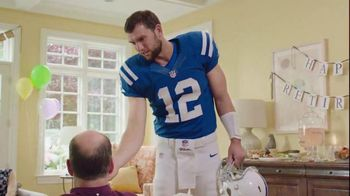 TD Ameritrade TV Spot, 'Andrew Luck Crashes a Retirement Party' - Thumbnail 3