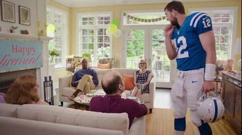 TD Ameritrade TV Spot, 'Andrew Luck Crashes a Retirement Party' - Thumbnail 4