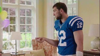 TD Ameritrade TV Spot, 'Andrew Luck Crashes a Retirement Party' - 1145 commercial airings