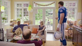 TD Ameritrade TV Spot, 'Andrew Luck Crashes a Retirement Party' - Thumbnail 7