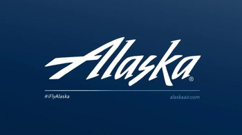 Alaska Airlines TV Spot, 'Woodcarving' Featuring Russell Wilson - Thumbnail 6