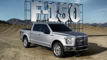 Ford F-150 TV Spot, 'Military Grade' - Thumbnail 7