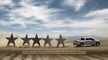 Ford F-150 TV Spot, 'Military Grade' - 529 commercial airings