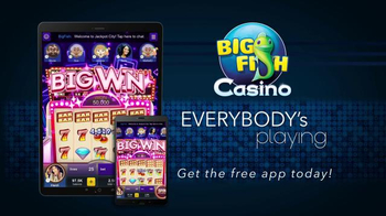 Big Fish Casino TV Spot, 'Everybody's Playing: BBQ' - Thumbnail 8
