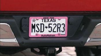 AutoNation Ram Truck Month TV Spot, 'Drive Pink: Pink Plates'