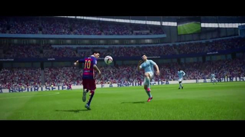 FIFA 16 TV Spot, 'Play Beautiful' Featuring Lionel Messi, Kobe Bryant - Thumbnail 3