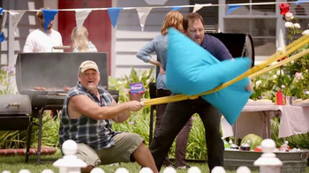 Prilosec OTC TV Spot, 'Catapult' Featuring Larry the Cable Guy - Thumbnail 2