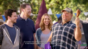 Prilosec OTC TV Spot, 'Catapult' Featuring Larry the Cable Guy - Thumbnail 5