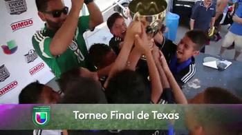 Univision TV Spot, 'Copa Univision: San Antonio' [Spanish] - Thumbnail 3