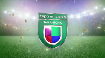 Univision TV Spot, 'Copa Univision: San Antonio' [Spanish] - Thumbnail 4
