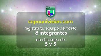 Univision TV Spot, 'Copa Univision: San Antonio' [Spanish] - Thumbnail 6