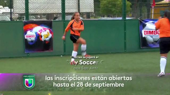 Univision TV Spot, 'Copa Univision: San Antonio' [Spanish] - Thumbnail 8