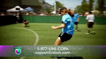 Univision TV Spot, 'Copa Univision: San Antonio' [Spanish] - Thumbnail 9