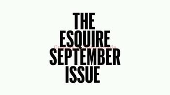 Esquire Magazine September 2015 TV Spot, 'Miles Teller' - Thumbnail 9