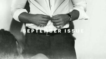 Esquire Magazine September 2015 TV Spot, 'Miles Teller' - Thumbnail 1