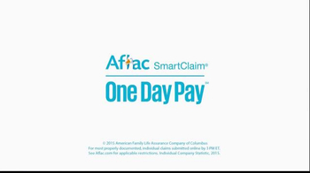 Aflac One Day Pay TV Spot, 'Cousins on a Roll' - Thumbnail 9