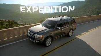 Ford SUV Season Sign & Go Event TV Spot, 'Be Unstoppable' - Thumbnail 5