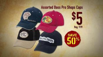 Bass Pro Shops TV Spot, 'Ball Caps and Storage' - Thumbnail 3